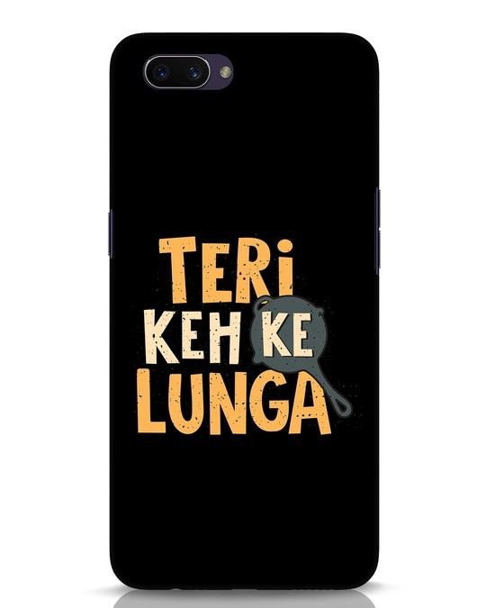 Shop Teri Keh Ke Lunga Oppo A3S Mobile Cover-Front