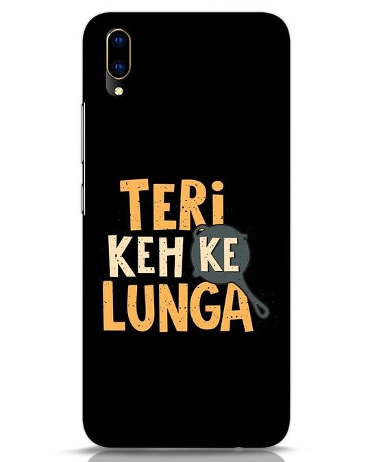 Shop Teri Keh Ke Lunga Vivo V11 Pro Mobile Cover-Front