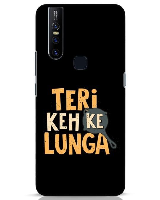 Shop Teri Keh Ke Lunga Vivo V15 Mobile Cover-Front