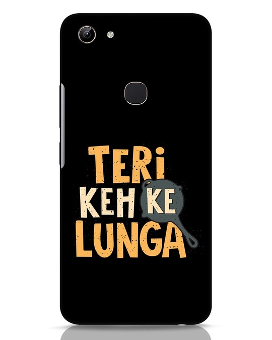 Shop Teri Keh Ke Lunga Vivo Y81 Mobile Cover-Front