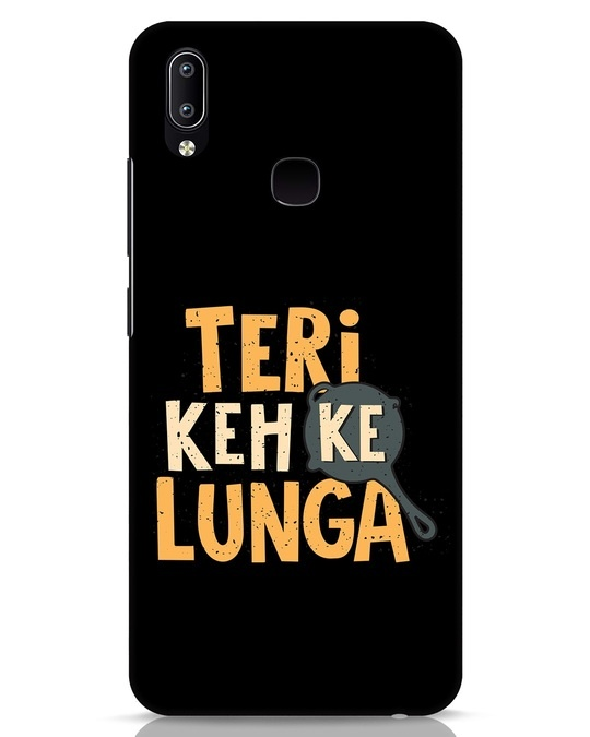 Shop Teri Keh Ke Lunga Vivo Y91 Mobile Cover-Front