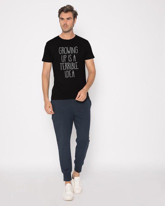 Shop Terrible Idea Half Sleeve T-Shirt