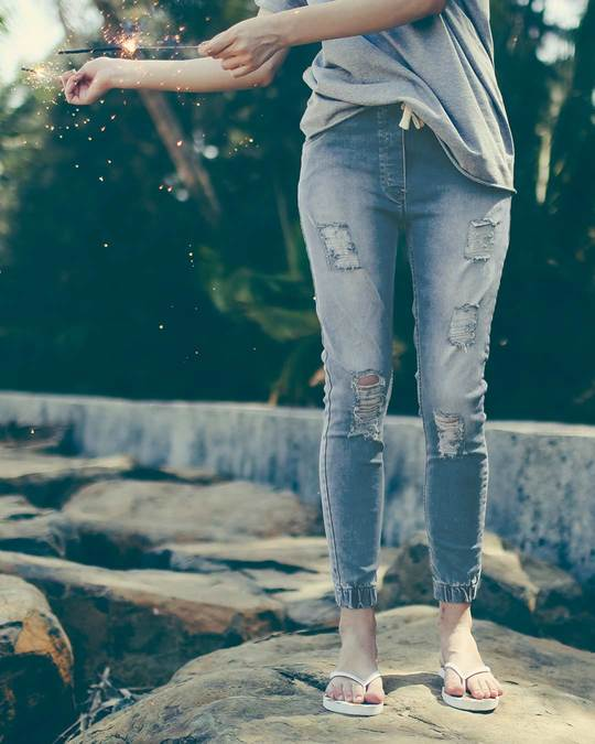 Womens denim joggers products are most popular in North America, South America, and Central America. You can ensure product safety by selecting from certified suppliers, including 12 with Other, 1 with BSCI, and 1 with ISO certification.