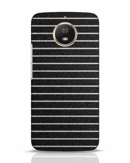 Shop Textured Stripes Moto G5s Mobile Cover-Front