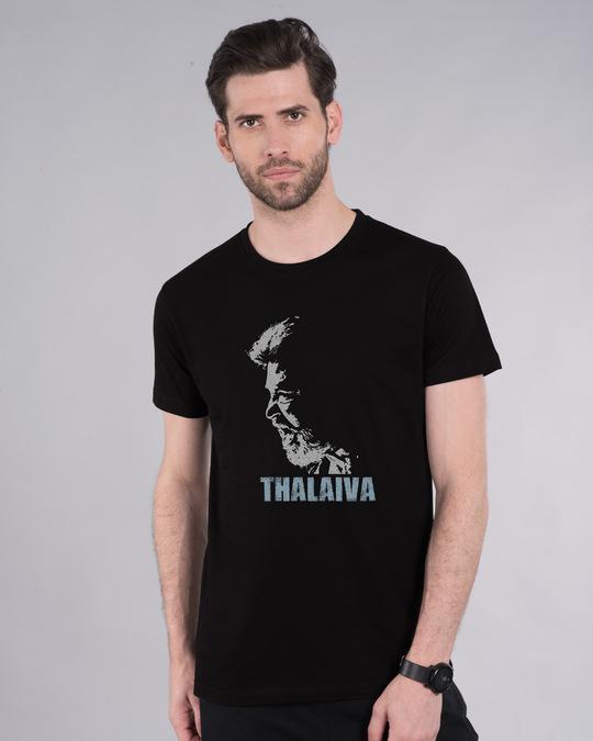 Shop Thalaiva Half Sleeve T-Shirt-Front
