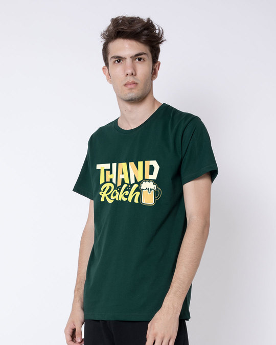 Shop Thand Rakh Half Sleeve T-Shirt-Full