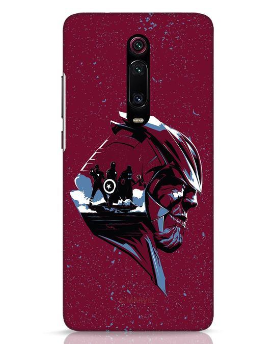 Shop Thanos Endgame Xiaomi Redmi K20 Mobile Cover (AVL)-Front