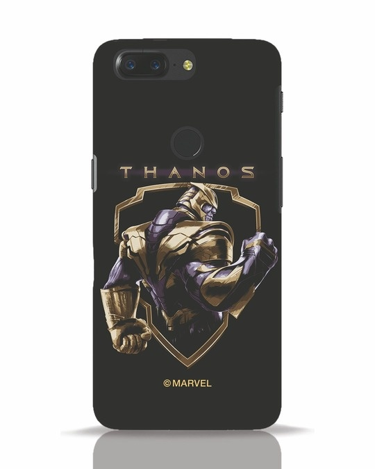 Shop Thanos OnePlus 5T Mobile Cover (AVL)-Front