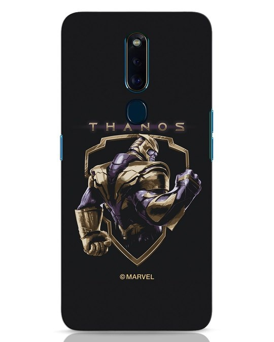 Shop Thanos Oppo F11 Pro Mobile Cover (AVL)-Front