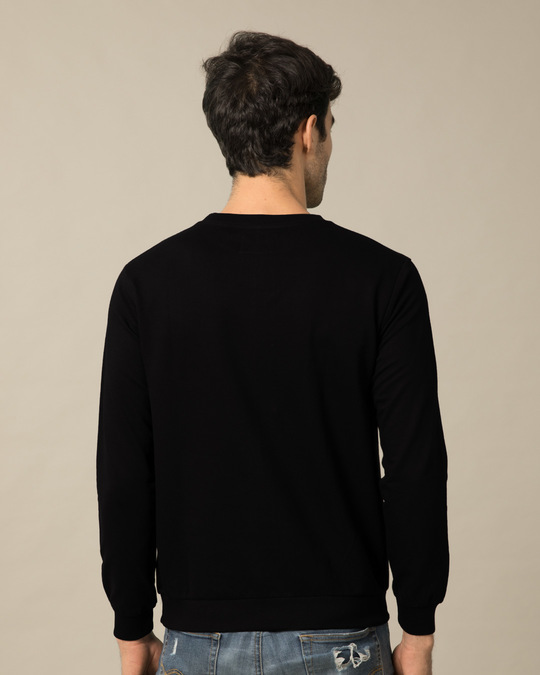 Shop The Best Therapy Fleece Light Sweatshirt-Back