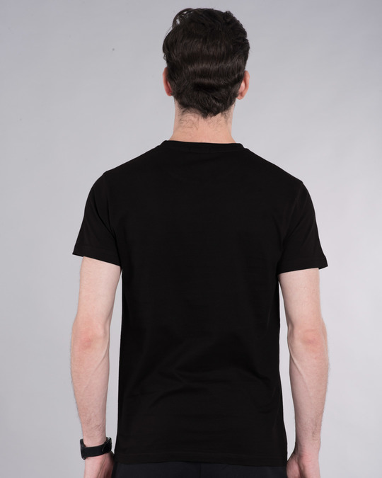 Shop The Best Therapy Half Sleeve T-Shirt-Back