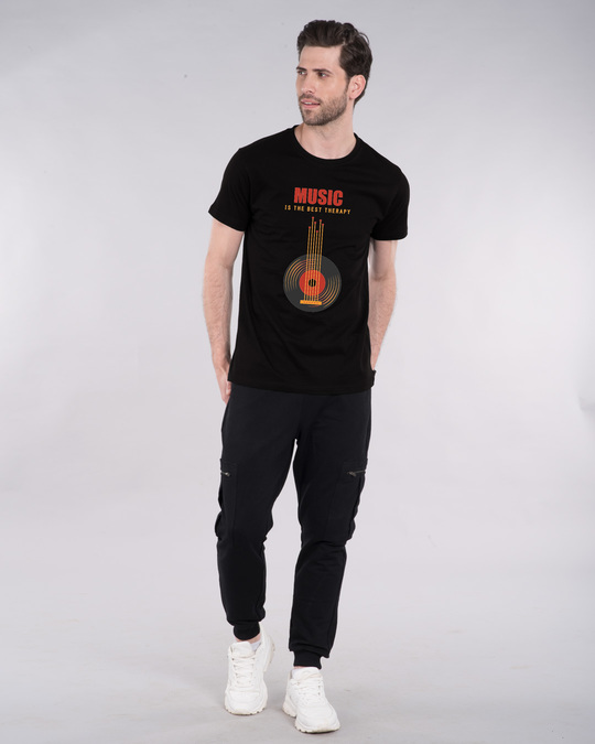 Shop The Best Therapy Half Sleeve T-Shirt-Design