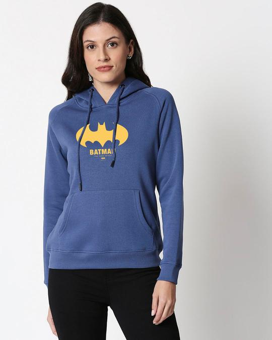 Shop The Dark Knight 2.0 Hoodie Sweatshirt (BML)-Front