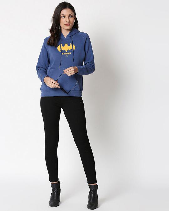 Shop The Dark Knight 2.0 Hoodie Sweatshirt (BML)-Full