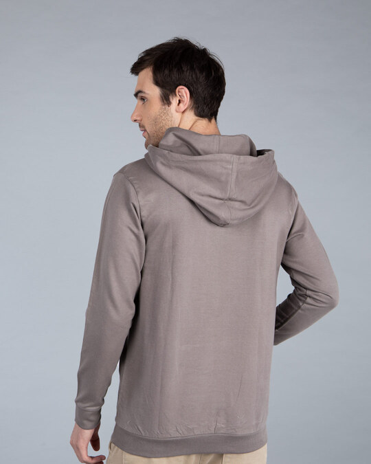 Shop The Destination Fleece Hoodie-Back
