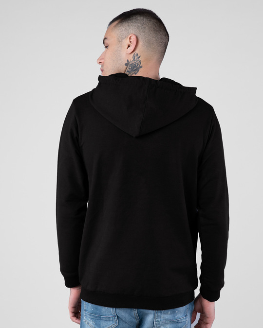 Shop The Destination Fleece Hoodies-Back