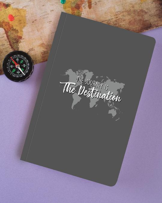Shop The Destination Map Notebook