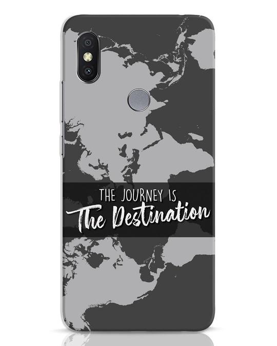 Shop The Destination Xiaomi Redmi Y2 Mobile Cover-Front