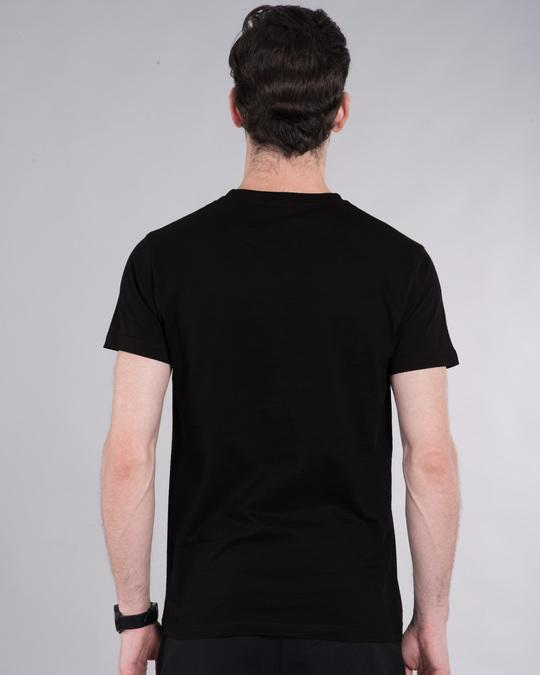 Shop The Flash Front Half Sleeve T-Shirt (FL)-Back