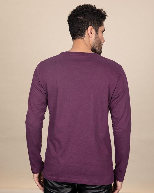 Shop The Hulk Full Sleeve T-Shirt (AVL)-Back
