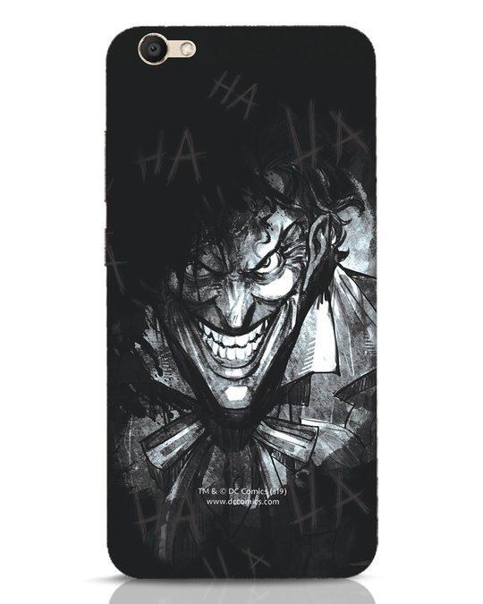 Shop The Joker Laugh Vivo V5 Mobile Cover (BML)-Front