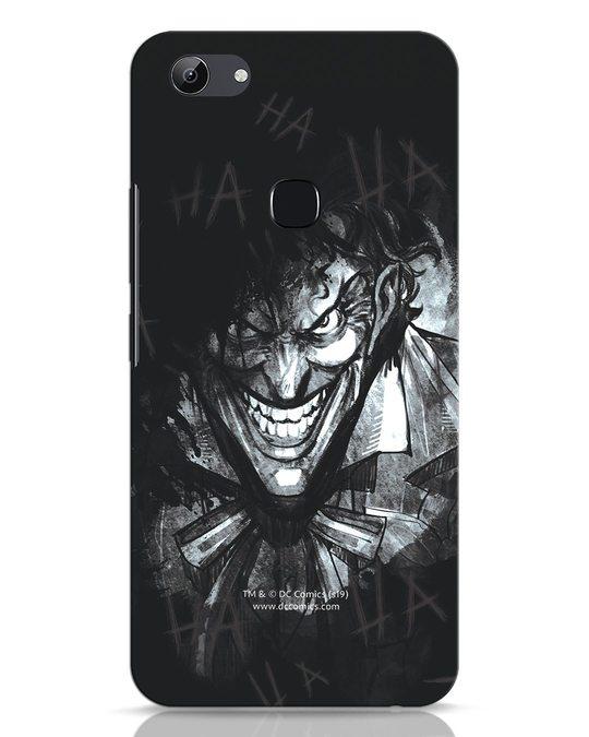 Shop The Joker Laugh Vivo Y83 Mobile Cover (BML)-Front