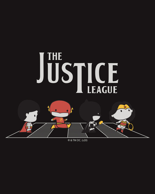 Shop The Justice League Road Fleece Sweaters (DCL)-Full