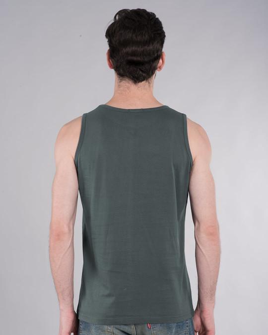 Shop The Lost Traveler Vest-Back