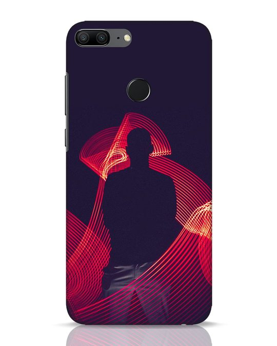 Shop The Man Huawei Honor 9 Lite Mobile Cover-Front