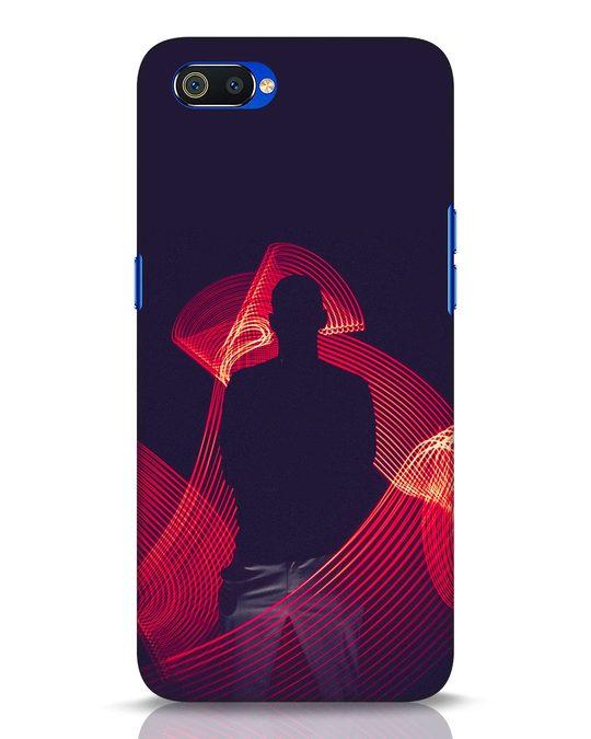 Shop The Man Realme C2 Mobile Cover-Front