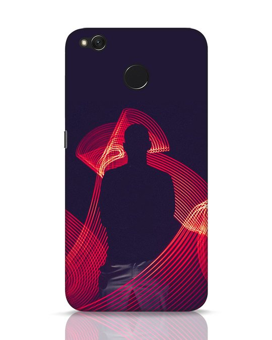 Shop The Man Xiaomi Redmi 4 Mobile Cover-Front
