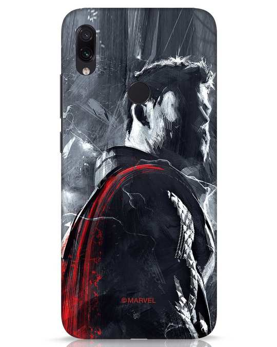 Shop The Mighty Thor Xiaomi Redmi Note 7s Mobile Cover (AVL)-Front