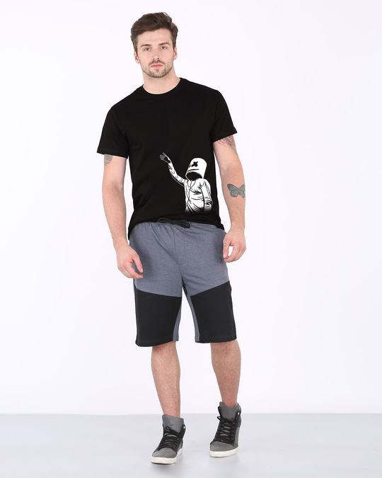 Shop The Mrsmlw Dj Half Sleeve T-Shirt-Full