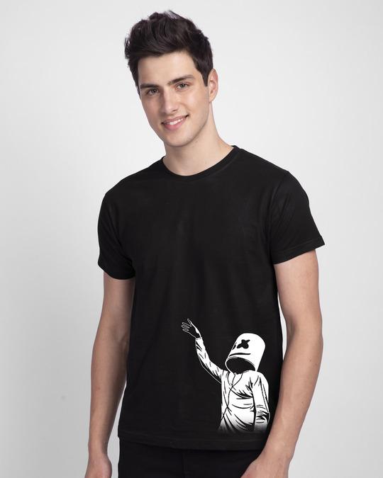 Shop The Mrsmlw Dj Half Sleeve T-Shirt-Front
