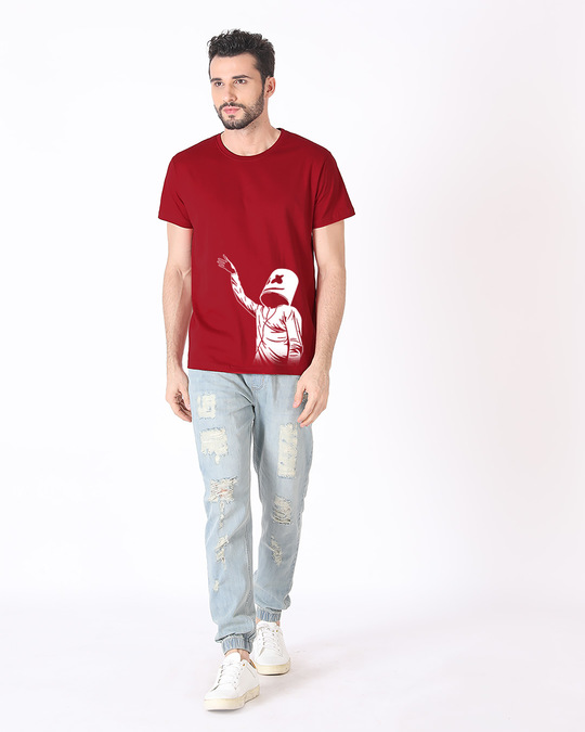 Shop The Mrsmlw Dj Half Sleeve T-Shirt