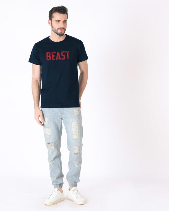 Shop The New Beast Half Sleeve T-Shirt