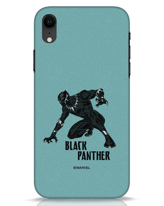 Shop The Panther Looks iPhone XR Mobile Cover-Front