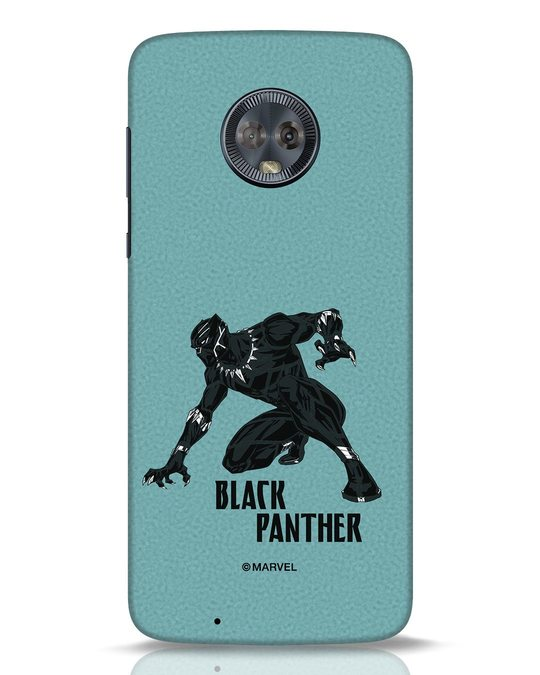 Shop The Panther Looks Moto G6 Mobile Cover-Front