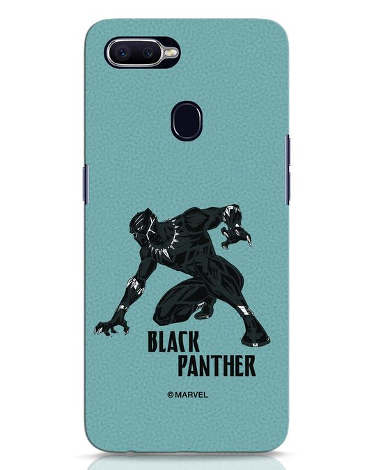 Shop The Panther Looks Oppo F9 Pro Mobile Cover-Front