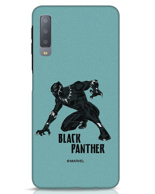 Shop The Panther Looks Samsung Galaxy A7 Mobile Cover-Front