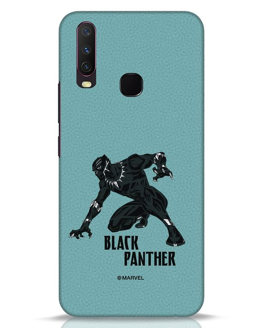 Shop The Panther Looks Vivo Y17 Mobile Cover-Front