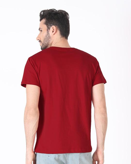 Shop The Rock Half Sleeve T-Shirt (WWEL)
