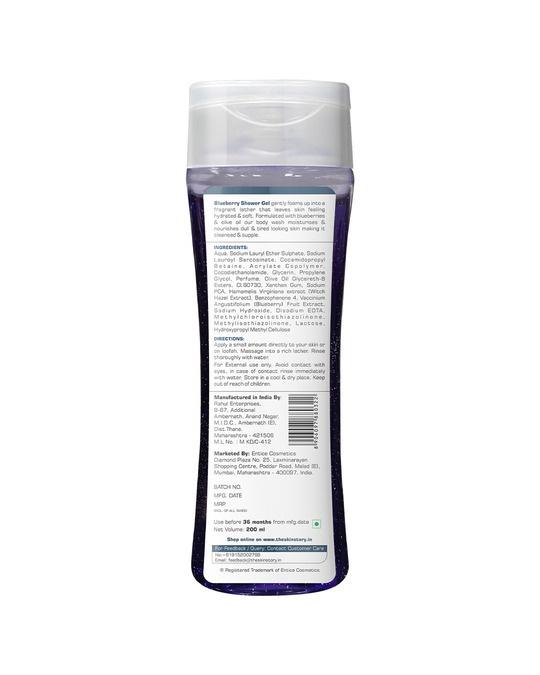 Shop Daily Blueberry Re Vitaliser ( Face Wash + Body Wash )-Back