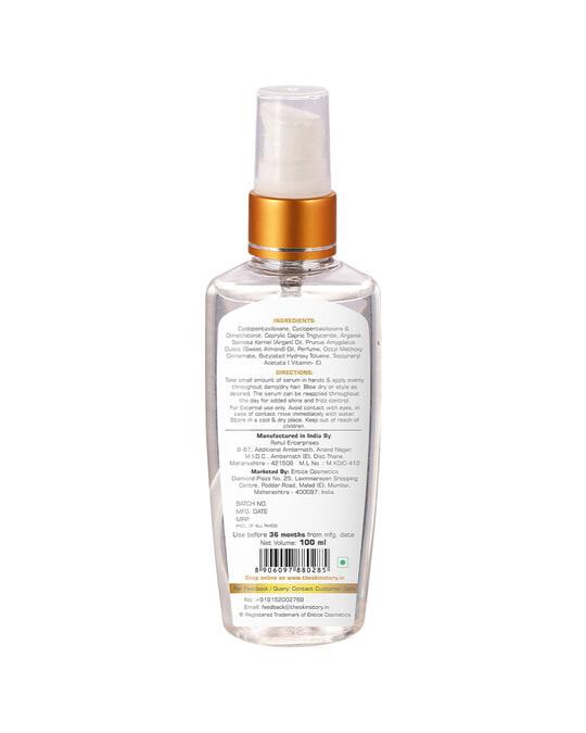 Shop Hair Serum, Non Sticky, Uv Protectio , 100 Ml-Design