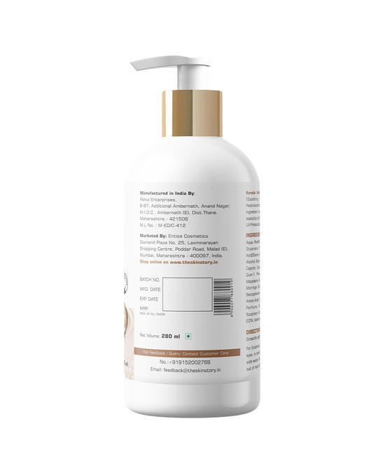 Shop Keratin Body Lotion, Smart Technology, Uv Protection, 280 Ml-Design