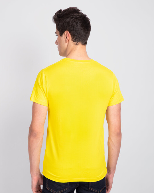 Shop The Traveller Half Sleeve T-Shirt-Back