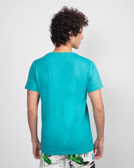 Shop The traveller Half Sleeve T-shirt-Design