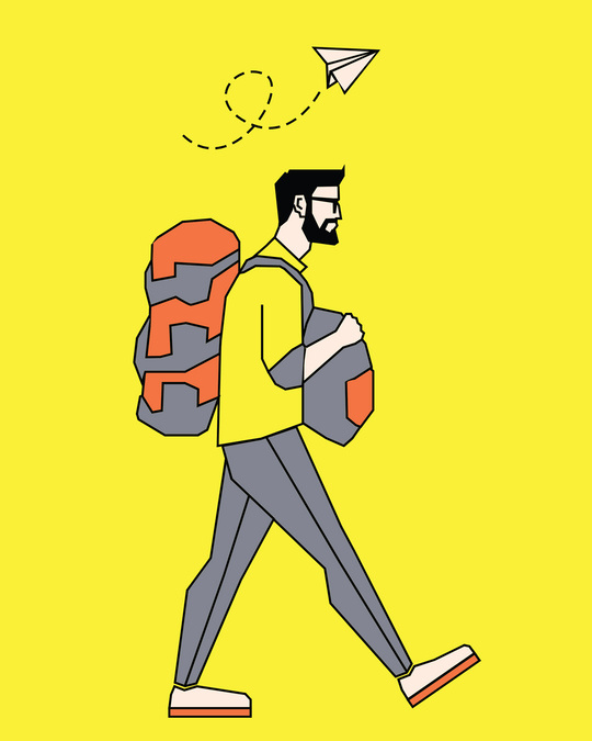 Shop The Traveller Vest-Full