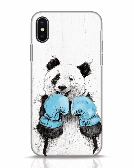Shop The Winner iPhone X Mobile Cover-Front