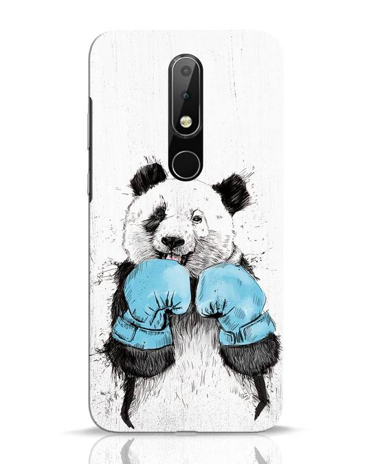 Shop The Winner Nokia 6.1 Plus Mobile Cover-Front